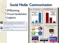 Sosyal Medya ve Siyaset: Seçimin Anahtarı